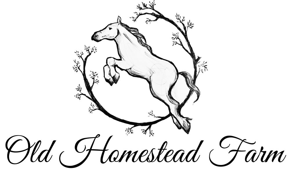 Old Homestead Farm Logo